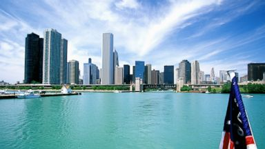 PHOTO: Chicago is declared the funniest city in America.