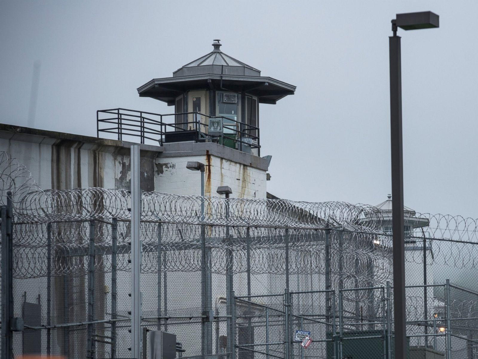 2 years ago, a pair of killers made a prison break straight