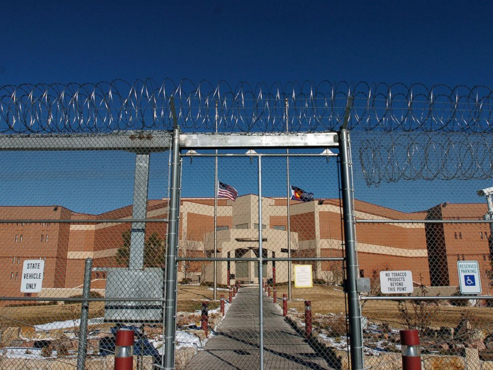 PHOTO: The maximum security Colorado state penitentiary in Canon City, Jan. 5, 2007.