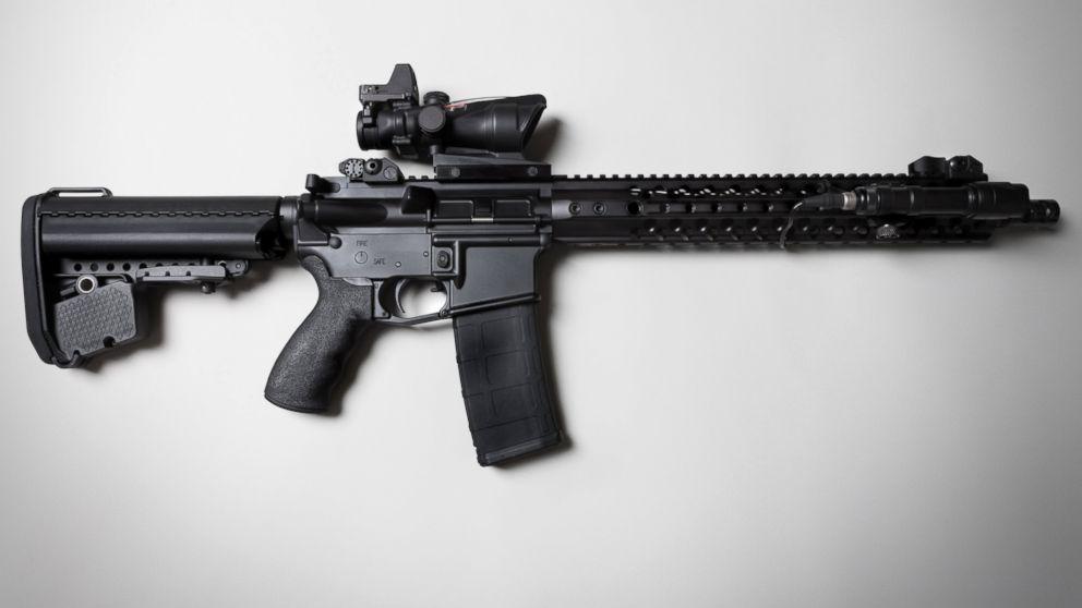 congressman and iraq war vet makes case for assault weapons ban