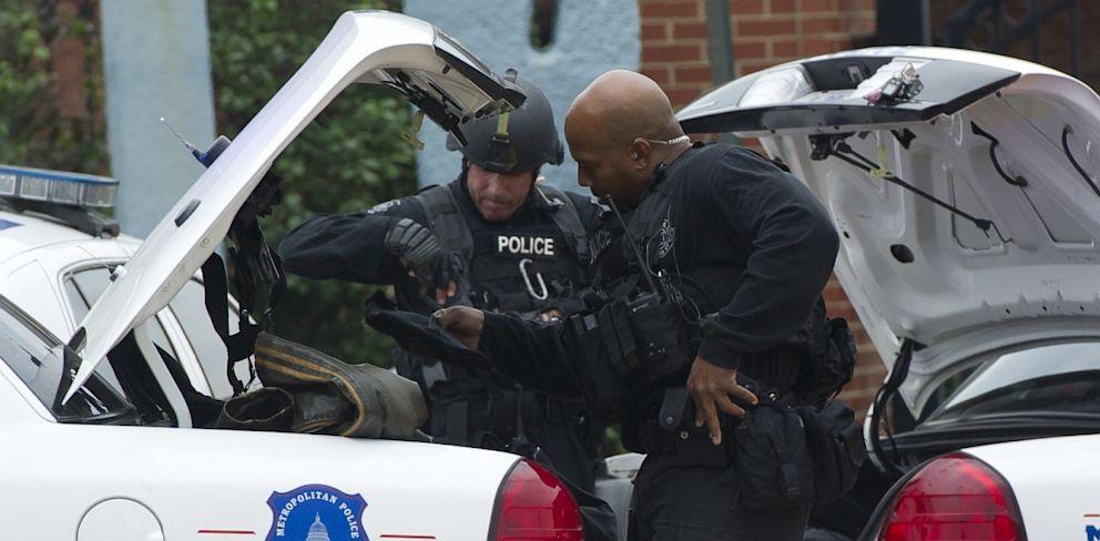 PHOTO: DC Navy Yard Shooter