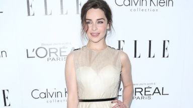 PHOTO: Emilia Clarke attends ELLEs 20th Annual Women in Hollywood Celebration