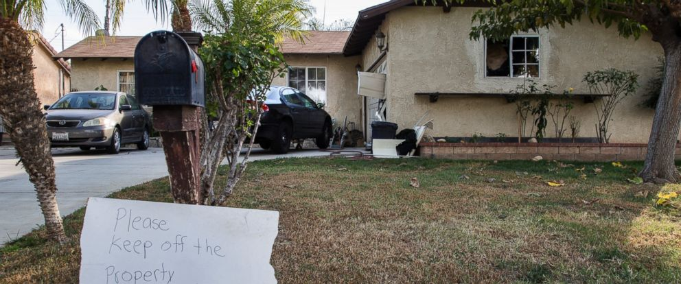PHOTO: FBI agents executed a search warrant on the home of Enrique Marquez, a former neighbor of San Bernardino shooting suspect Syed Rizwan Farook, Dec. 5, 2015, in Riverside, Calif.
