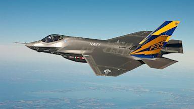 PHOTO: F-35 Fighter Jet
