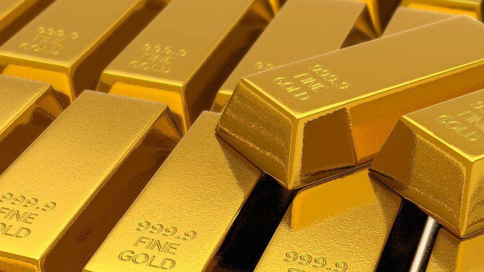 Stealing Gold