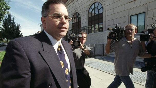 John Gotti, Jr. leaving the White Plains Federal Court after sentencing, Sept. 3, 1999.
