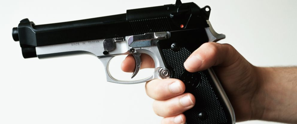 PHOTO: A handgun is seen here in this undated file photo.