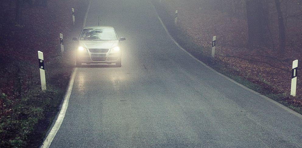 PHOTO: Michael J. Elli, Ellisville, Mo., citation, headlights, speed trap.