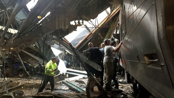 The New Jersey Train's Data Recorder: What It Can Tell Investigators