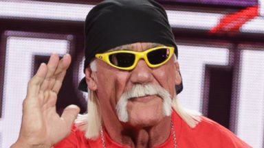 PHOTO: Hulk Hogan is pictured on April 1, 2014 in New York City.