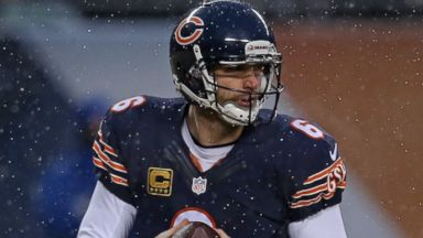 PHOTO: Jay Cutler of the Chicago Bears is pictured on Dec. 29, 2013 in Chicago.