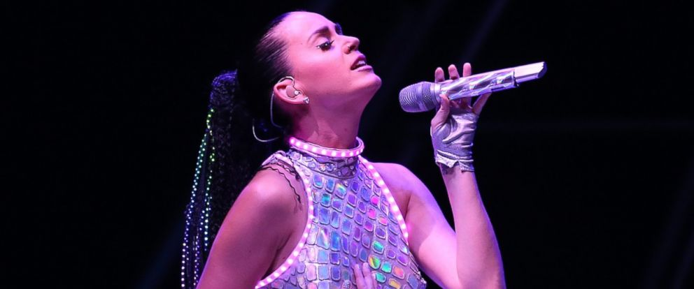 PHOTO: Katy Perry performs live at Perth Arena during her Prismatic World Tour on Nov. 7, 2014 in Perth, Australia.