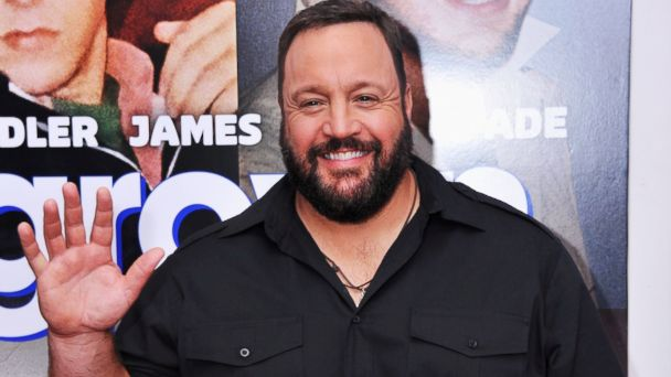 """PHOTO: Kevin James attends the """"Grown Ups 2"""" New York Premiere at AMC Lincoln Square Theater in New York, July 10, 2013."""