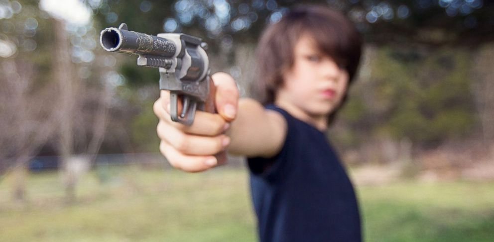 PHOTO: Does your child have access to a gun?