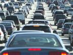 PHOTO: The most gridlocked U.S. cities of 2013 have been revealed and number one is Los Angeles where commuters spend a whopping 64 hours a week in traffic.
