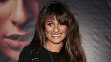 """PHOTO: Lea Michele promotes the new album """"Louder"""" at Westfield Garden State Plaza Mall, March 3, 2014 in Paramus, N.J."""