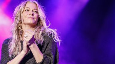PHOTO: Singer LeAnn Rimes performs on stage at PNE Amphitheatre during Day 6 of The Fair At The PNE, Aug. 21, 2014 in Vancouver, Canada.