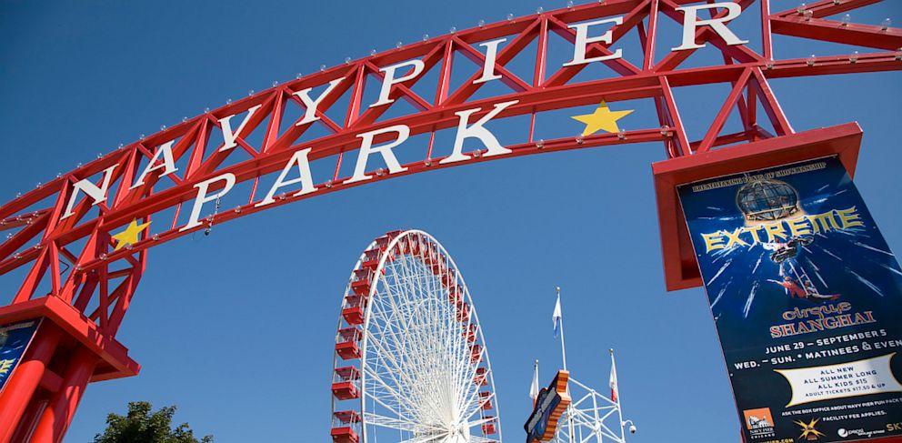 PHOTO: Navy Pier Park, in Chicago.