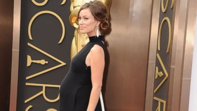 PHOTO: Olivia Wilde arrives at the 86th Annual Academy Awards at Hollywood & Highland Center, March 2, 2014 in Hollywood, Calif.