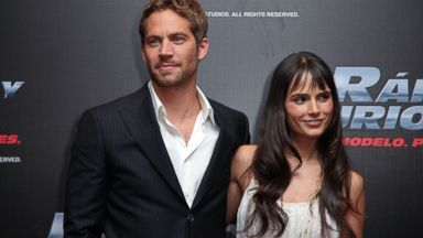 """PHOTO: Paul Walker and Jordana Brewster attend the """"Fast & Furious"""" photo call"""