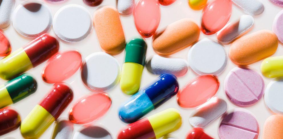 PHOTO: Pills
