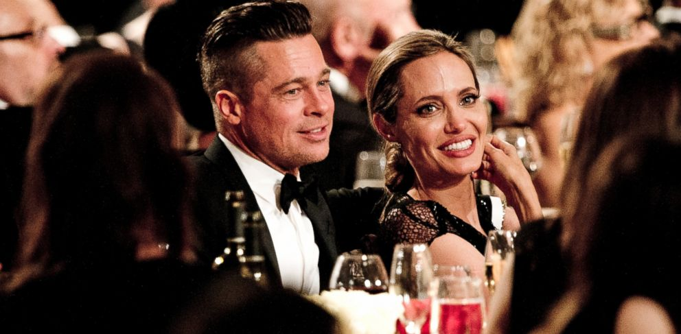 PHOTO: From left, Brad Pitt and Angelina Jolie attend the 2013 Governors Awards