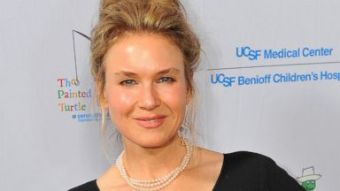 PHOTO: Renee Zellweger is pictured on March 10, 2014 in San Francisco, Calif.