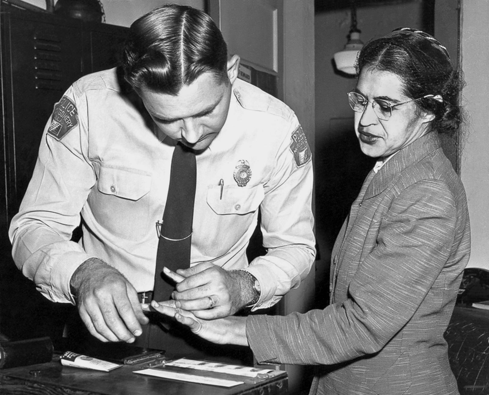 a short biography of rosa parks Rosa parks, actress: rosa parks was born on february 4, 1913 in tuskegee, alabama, usa as rosa louise mccauley the legacy of rosa parks (short.