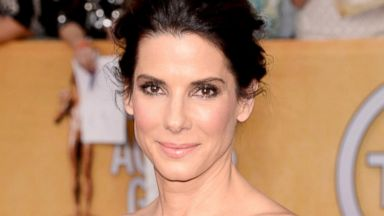 PHOTO: Sandra Bullock attends 20th Annual Screen Actors Guild Awards at The Shrine Auditorium in Los Angeles, Jan. 18, 2014.