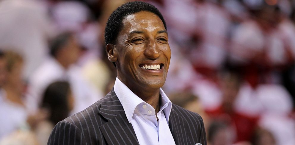 PHOTO: Scottie Pippen