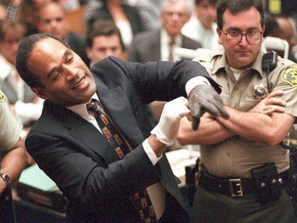 PHOTO: OJ Simpson Trial