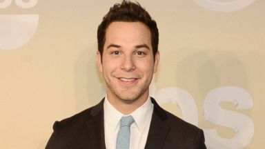 PHOTO: Actor Skylar Astin attends the TBS / TNT Upfront 2014 at The Theater at Madison Square Garden, May 14, 2014, in New York.