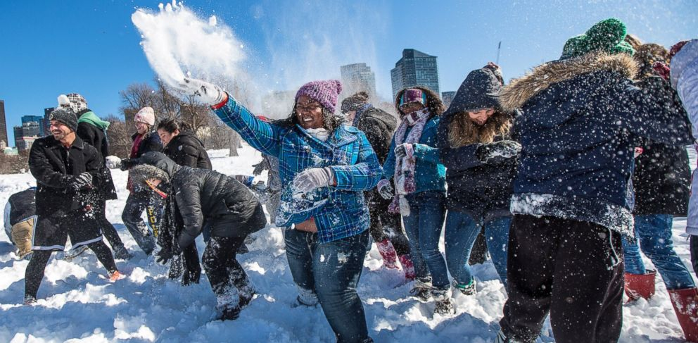 The Upside of Winter - ABC News