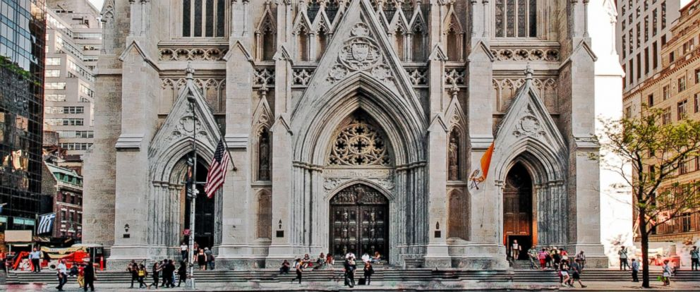 PHOTO: St. Patricks Cathedral in New York