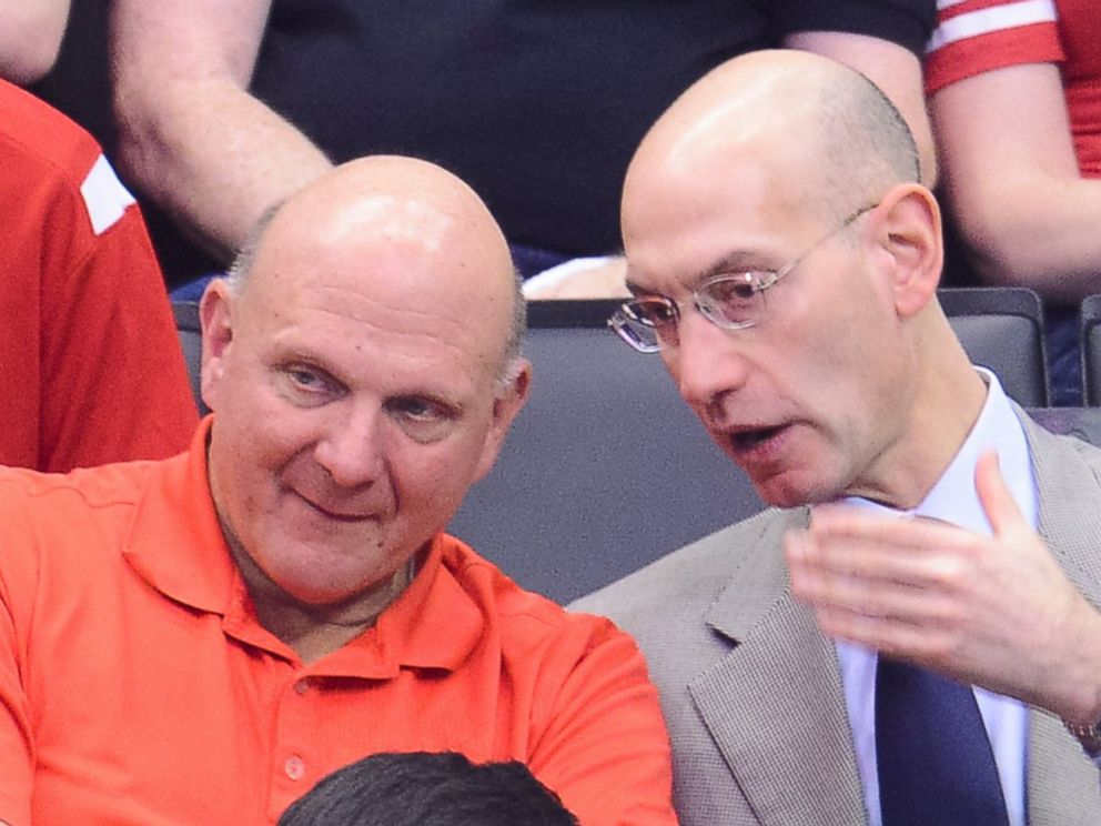 NBA陷入資金困難,Silver尋求10億援助,快艇老闆霸氣發聲!