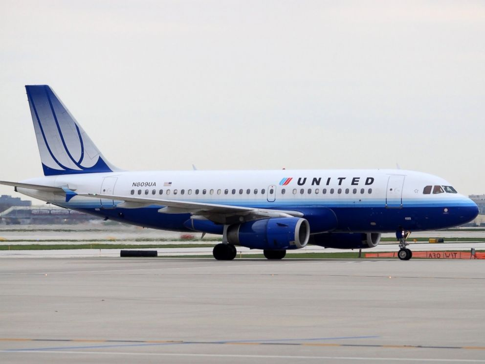 PHOTO: A United Airlines airplane, taxis up the runway to prepare for takeoff at OHare International Airport in Chicago, on Oct. 25, 2012.