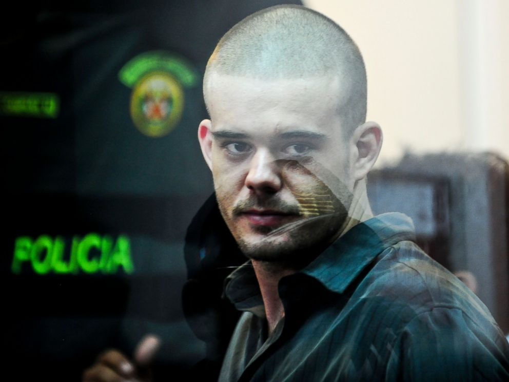 PHOTO: Joran Van der Sloot is pictured in court on Jan. 6, 2012 in the Lurigancho Prison in Lima.
