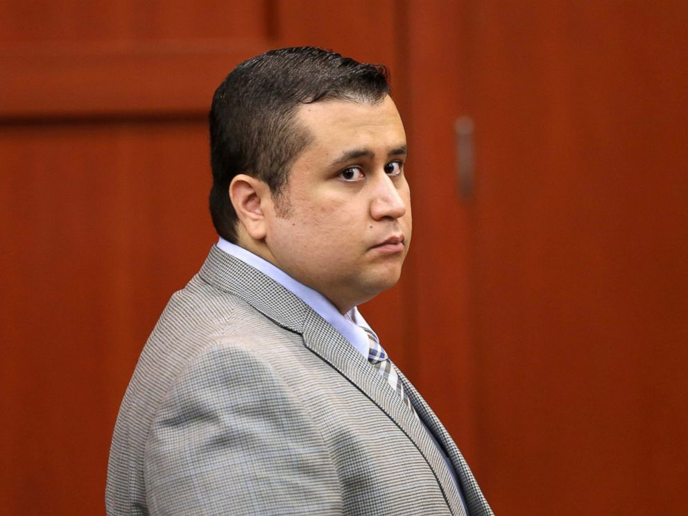 PHOTO:In this file photo, George Zimmerman glances back at the gallery during a recess in Seminole circuit court on the sixth day of the Zimmerman trial, in Sanford, Fla., June 17, 2013.