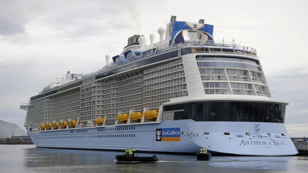Royal Caribbean Cruise Captain: Weather Forecast Wasn't