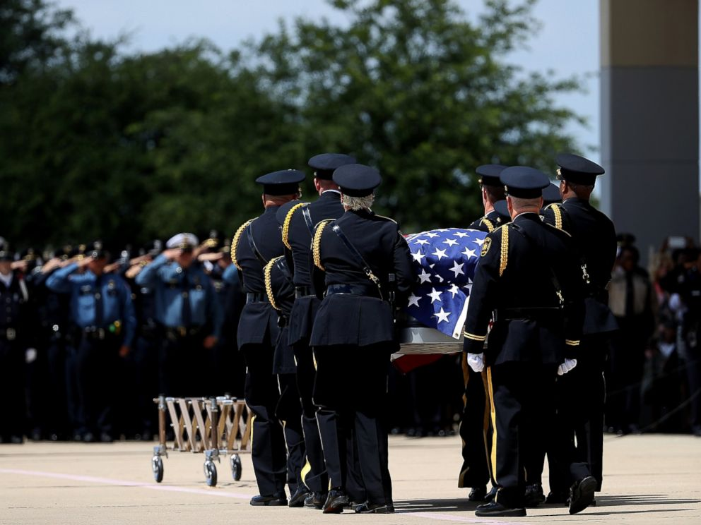 A year later, Dallas mourns 5 officers killed in sniper