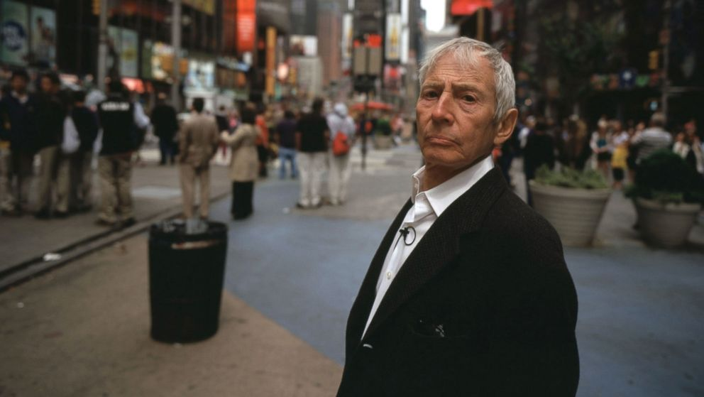 d814e96605f What Robert Durst Said on DVD Commentary of Movie Based on His Life ...