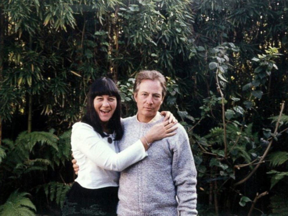 PHOTO: Susan Berman with Robert Durst from The Jinx: The Life and Deaths of Robert Durst.