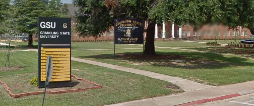 Grambling State University Campus Map.Suspect At Large After 2 Shot Dead On Grambling State University
