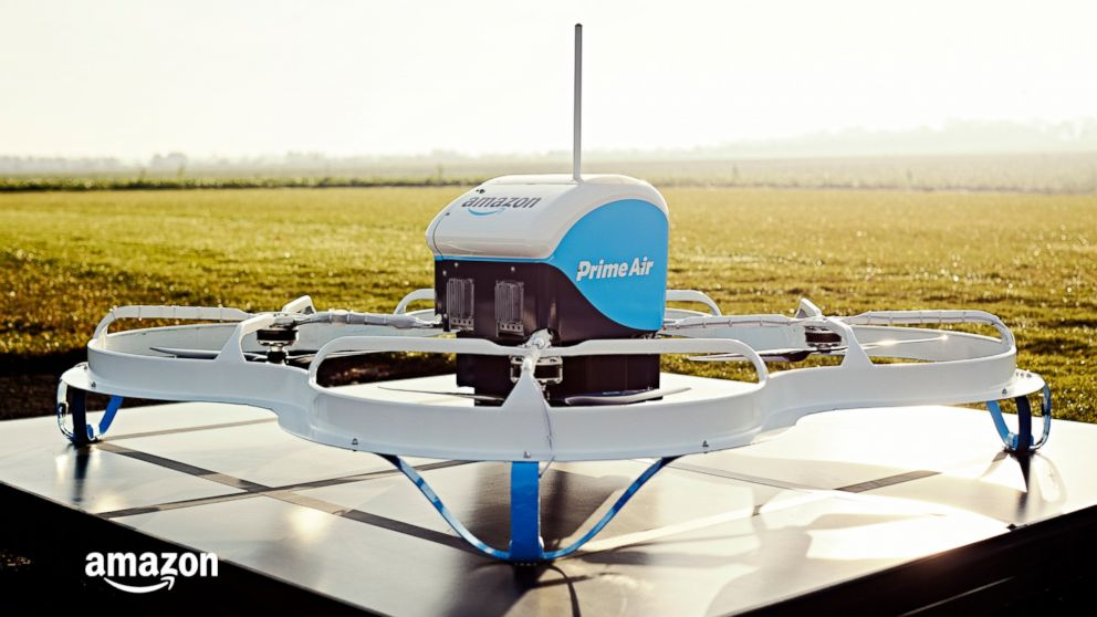 amazon prime air drone delivery with Story on Autonomous Drones To Streamline  mercial Deliveries in addition 10 Weirdest Things That Could Happen To Amazon Prime Air Drones besides Royalty Free Stock Photo Future  mercial Drones Infographics Covering In ing Image37108895 as well B in addition Where Are The Drones.