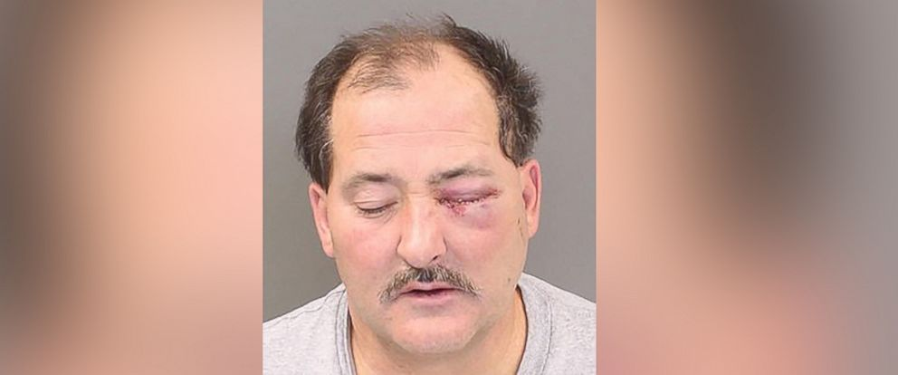 PHOTO: Daniel Brian Blackwell, 55, was charged with attempted murder, assault, reckless endangerment and various firearms violations after an alleged dispute over a grilled cheese sandwich.