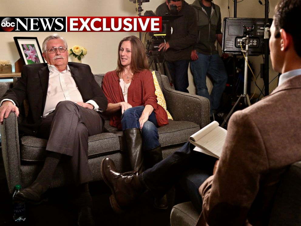 PHOTO: Fred and Kim Goldman speak out in an exclusive interview with GMA on the 20th anniversary of the judgment in the O.J. Simpson civil trial.