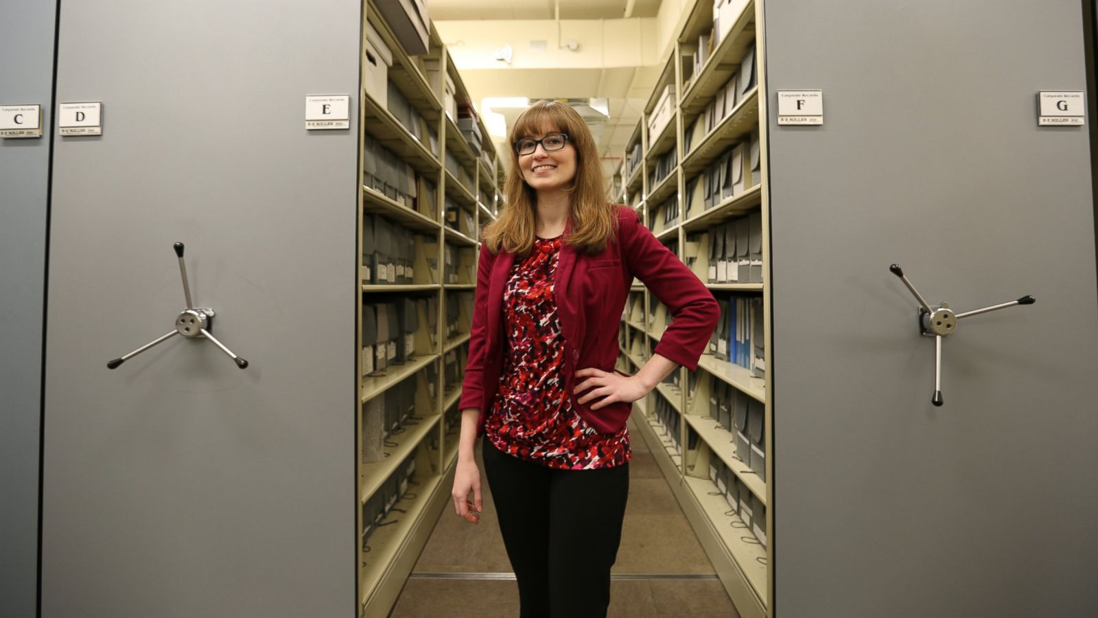 Inside The Archives Of Hallmarks Greeting Card History Abc News