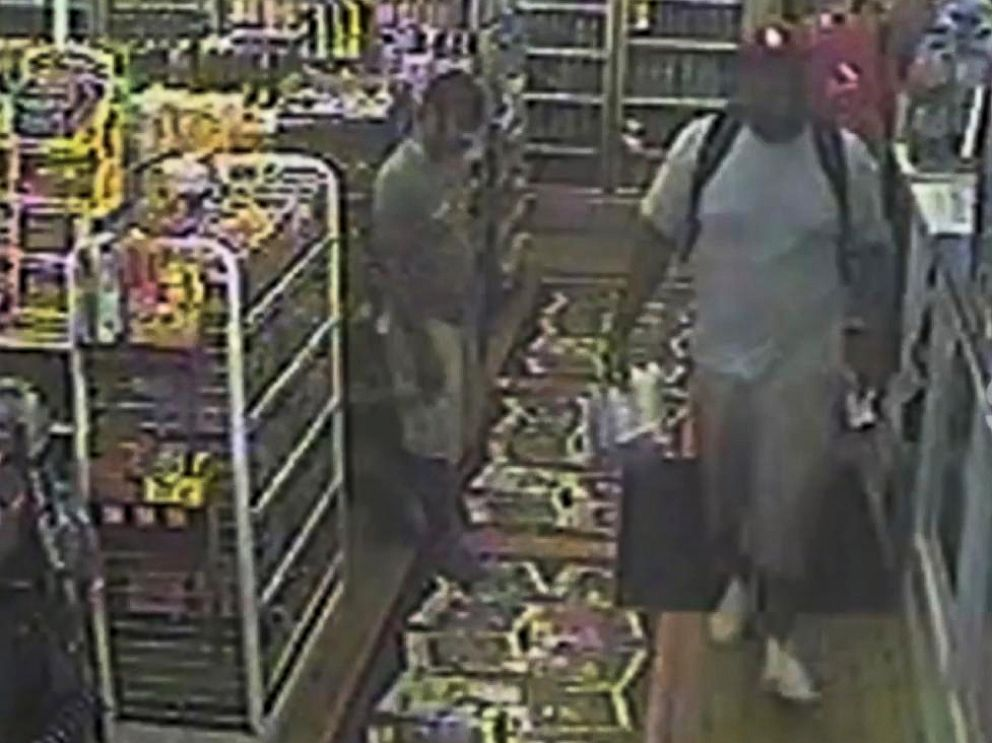 PHOTO: A still photo from a newly released surveillance video shows Michael Brown at a convenience store around 1 a.m. on Aug. 9, 2014 about 11 hours before he was killed.
