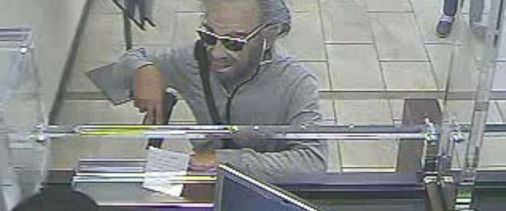 Florida Man Allegedly Robbed Banks Disguised As Elderly