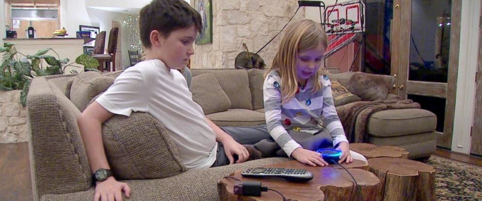 PHOTO: Brooke Neitzel, 6, ordered a dollhouse and four pounds of sugar cookies on her familys Amazon Echo Dot while her mother was in another room.